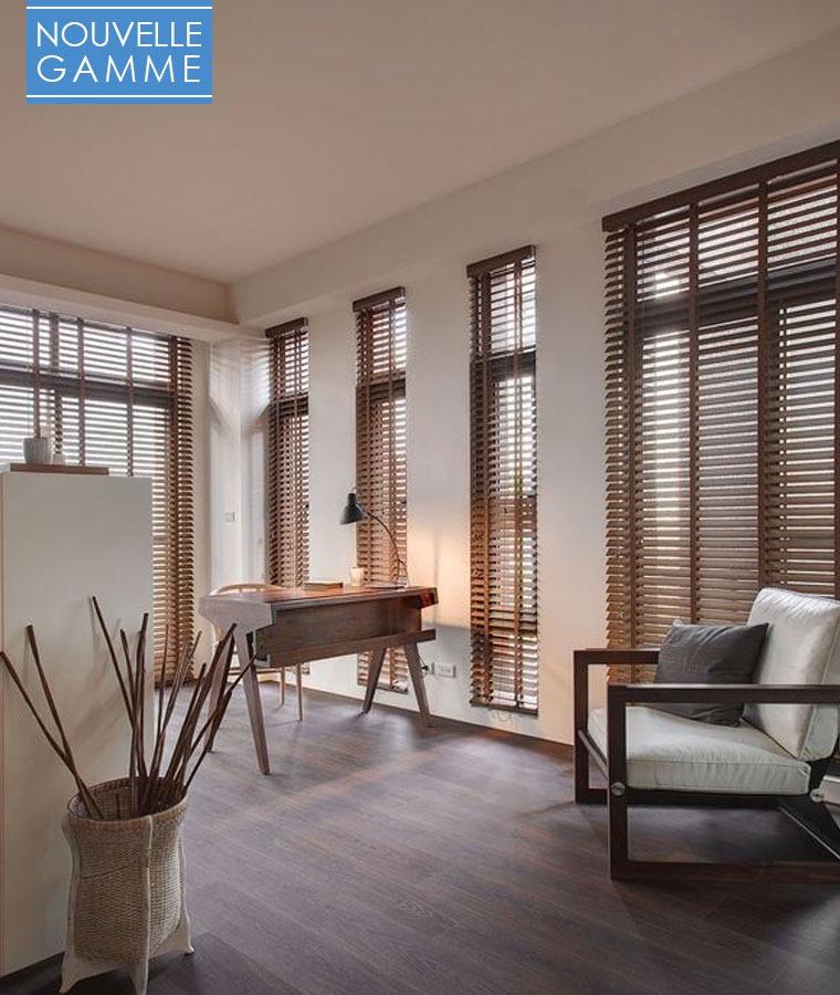 store venitien sans percer finest store vnitien alu vinyle ou sans percer prix bas intended for. Black Bedroom Furniture Sets. Home Design Ideas