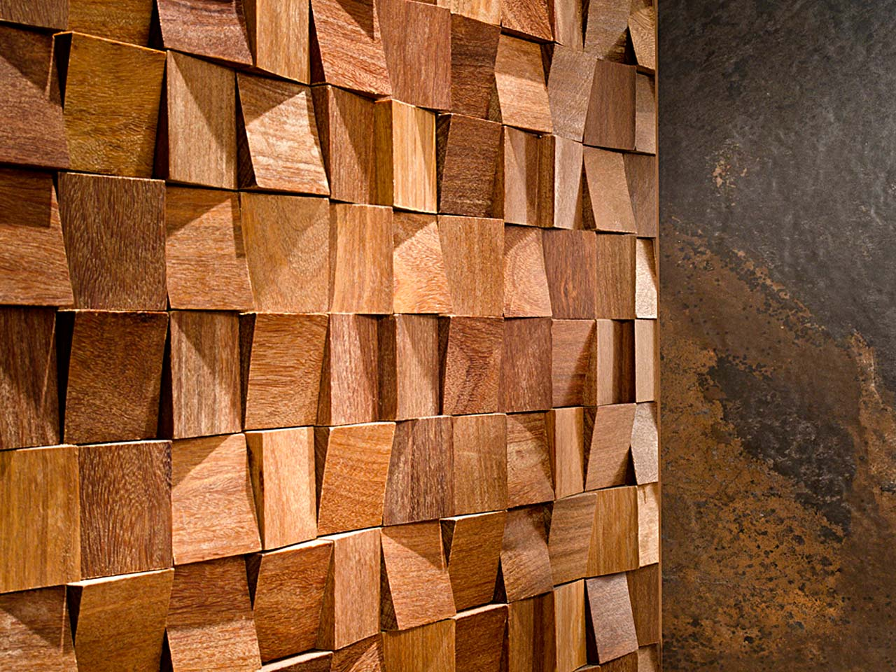 Panneaux Rev Tements Mobilier Design Design Architecture  ~ Panneau Bois Interieur Decoratif