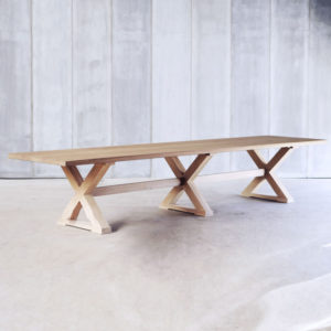 Table Cross Heerenhuis Manufactuur