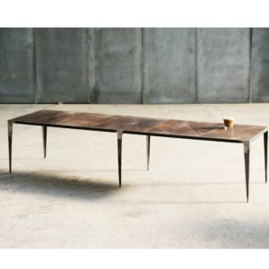 Coffe table SHRP Leather Heerenhuis Manufactuur