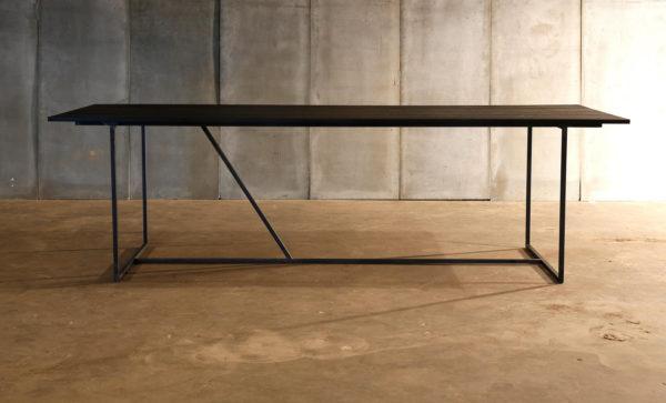 Table Mesa Nero Heerenhuis Manufactuur