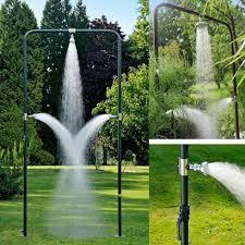 Douche de jardin