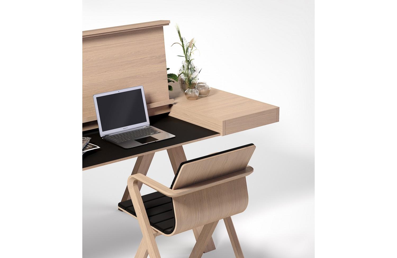 table bureau contraste confort design jerome gauthier cosy korner meuble sodezign 4. Black Bedroom Furniture Sets. Home Design Ideas