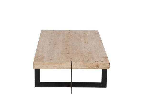 Table basse bois