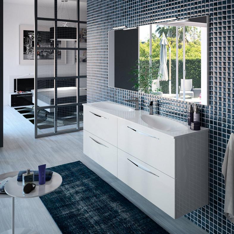 Meuble De Salle De Bain Slim Cedam Mobilier Design Design Architecture Maison Interieur De Charme
